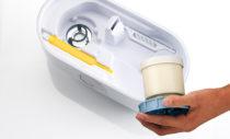 Ionic Silver Stick® (anti-bactérien) et cartouche de détartrage inclus