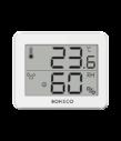 Affichage de la température et du taux d'humidité