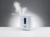Le U300 produit une brume fraîche