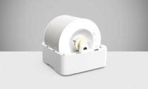 Disque d'humidification (nettoyable au lave-vaisselle) et tapis d'évaporation (lavable en machine)